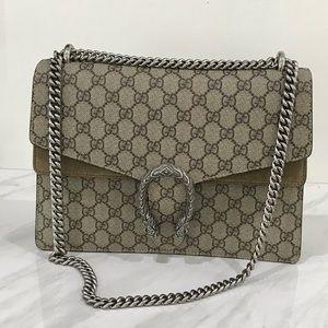 Authentic Gucci Dionysus Medium Shoulder Bag